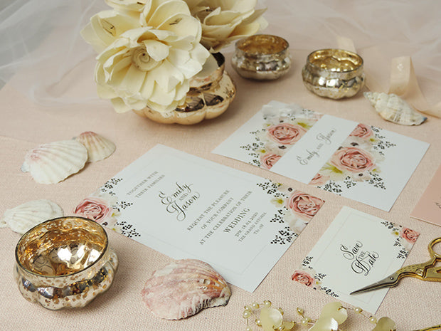 Wedding stationery design service
