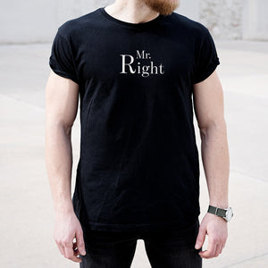 Billie Mr Right T Shirt