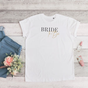 Tamsin Bride Squad Hen Do Tee (White)
