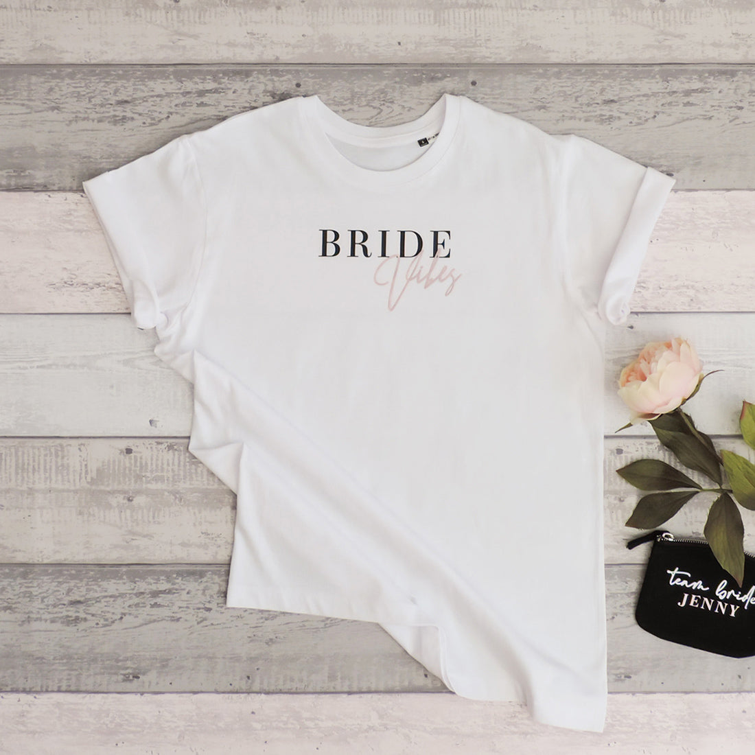 Victoria Bride Vibes Hen Do Tee