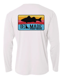 DEL Made Performance UV SPF+50 Rockfish Shirt