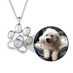 Personalized Paw Charm