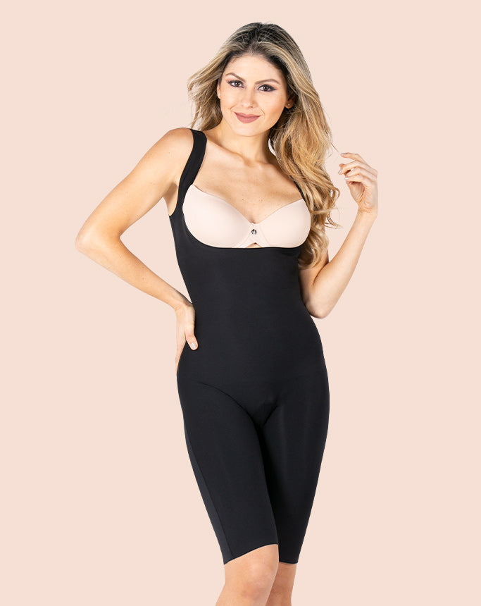 Seamless Body Shaper Biker