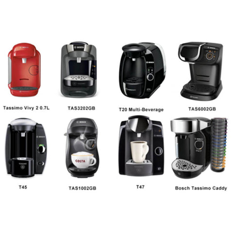 Dolce Gusto - Compatibility