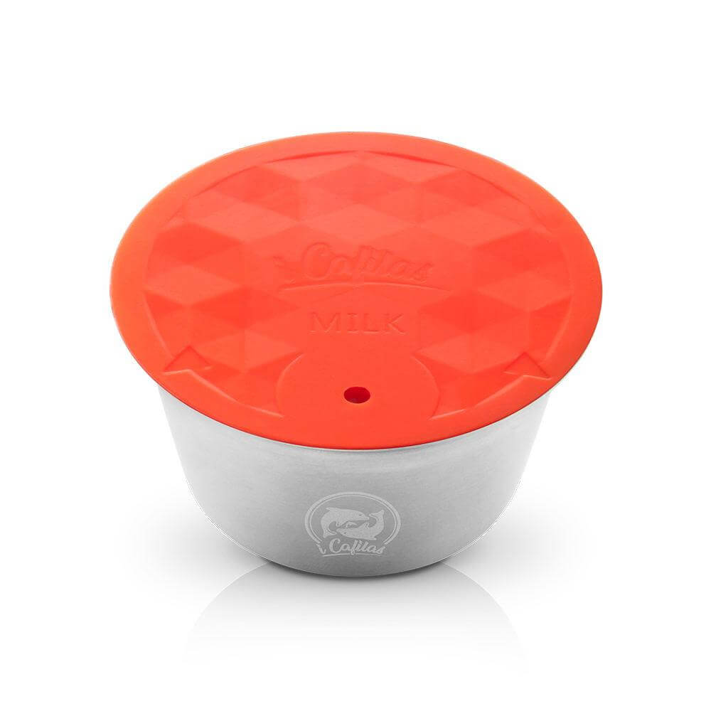Dolce Gusto Reusable Milk Pods - Forever Green