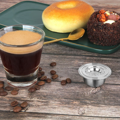 Bialetti Reusable Coffee Pods - Forever Green