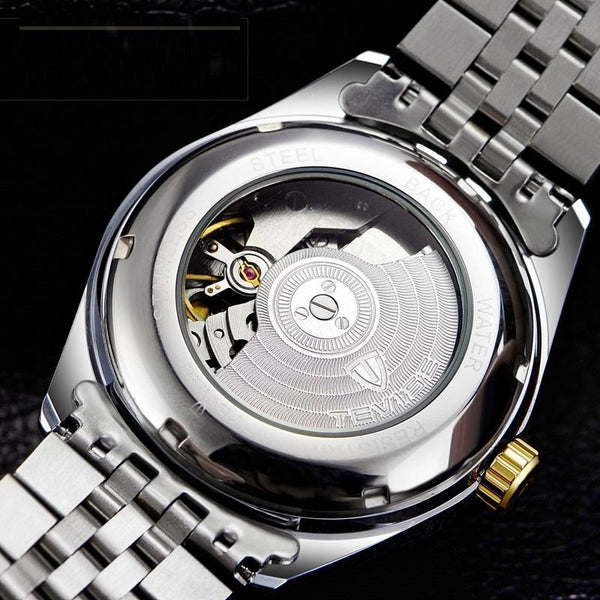 Singulier Watches tevise datejust automatic luxury homage watch