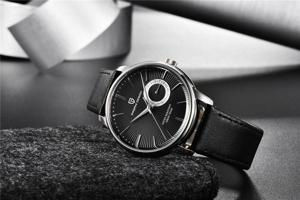 Singulier Watches - Veracious Pagani design luxury elegant seiko watch