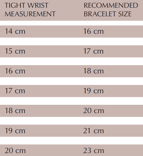Singulier Watches - Size guide