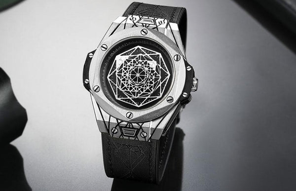 Singulier Watches. Holograph. Affordable watches