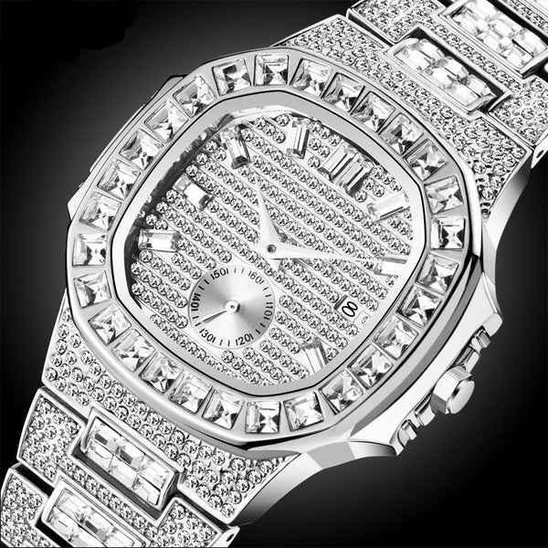 Singulier Watches - Diamond - Iced out luxury watch