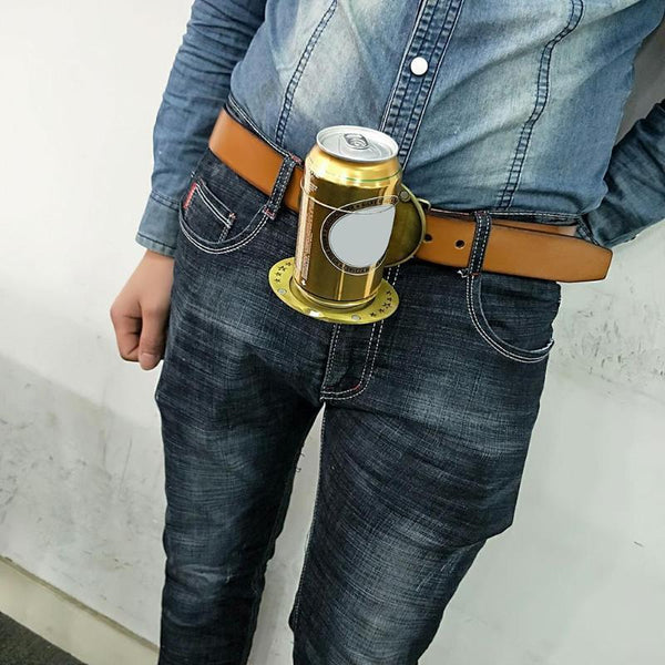 Singulier Watches - Beer bottle buckle
