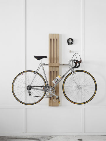 Bike Rest Classic |  Work shop Objects hand made timber bike rack
