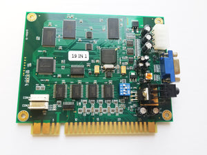 19 In 1 Jamma Board Manual