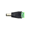 5.5 x 2.1mm Male DC Power Plug Jack Adapter