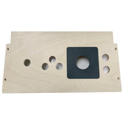 Replacement 60 In 1 Control Deck for Arcade1Up With Trackball Mount
