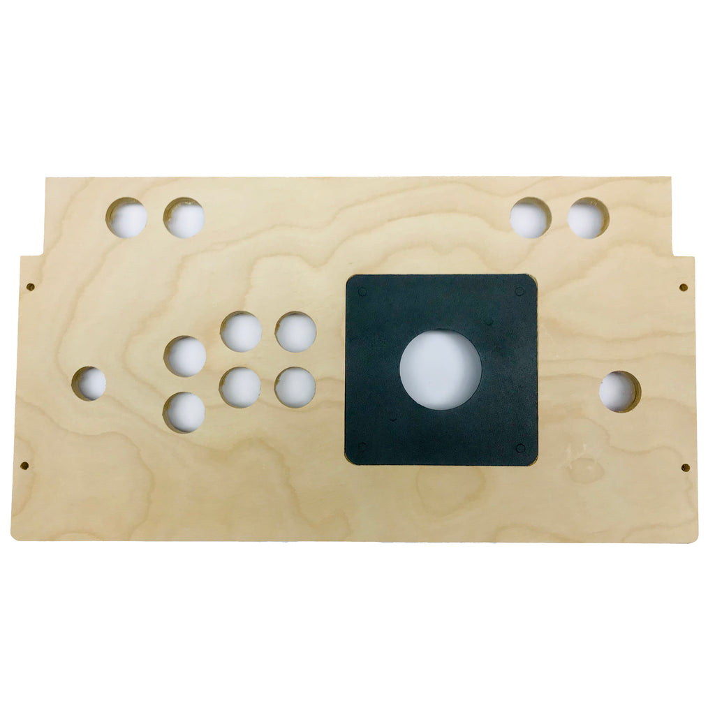 Replacement 1 Player Control Deck for Arcade1Up With Trackball