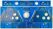 Skinned 2 Player Trackball Space Invaders Replacement CPO Control Deck for Arcade1Up