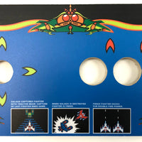 Skinned Galaga Replacement CPO Control Deck for Arcade1Up Gen1 Countercade