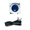 2 Inch Blue Ball Arcade Game Trackball Compatible With Jamma 412-in-1 Game Elf