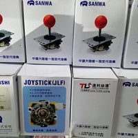 Genuine Sanwa JLF-TP-8YT 5 Pin Joystick For Arcade1Up