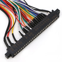 56 Pin 28P Jamma Harness Extension For Arcade Game Boards Cabinets 22 Inches