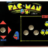 Skinned Pac Man Replacement 60 In 1 Control Deck for Arcade1Up Without Trackball