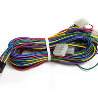 Trackball Wiring Harness Interface Compatible w/ Game Elf 412 In 1 & More