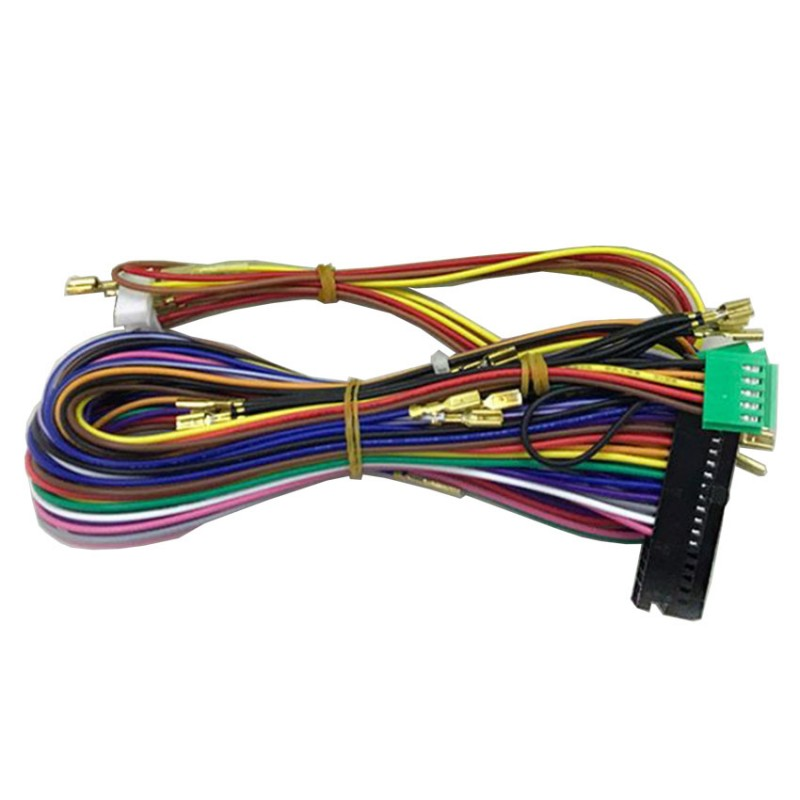 wire harness box pandora s box family edition wiring harness 2 player for sanwa wire harness board accessories box family edition wiring harness