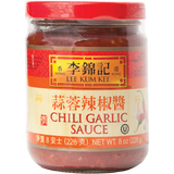 Lee Kum Kee Chili Garlic Sauce - Pacific Noodle Company