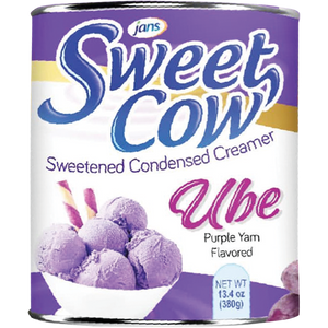 Jans Sweet Cow Ube Sweetened Condensed Creamer