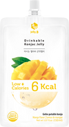 Jelly B. Konjac Drink Mango Flavor - Pacific Noodle Company