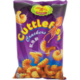 Dragonfly Cuttlefish Crackers - Pacific Noodle Company