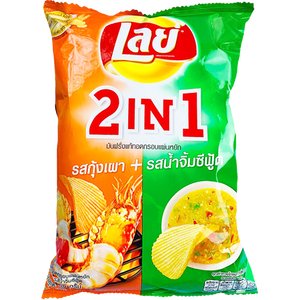 Lay's 2IN1 Seafood Sauce Potato Chip - Pacific Noodle Company