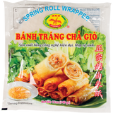Dragonfly Spring Roll Rice Paper Wrapper 22cm - Pacific Noodle Company