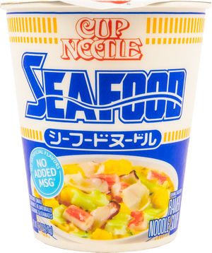 Nissin Cup Noodle Seafood - Pacific Noodle Company