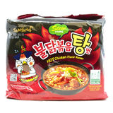 Samyang Instant Noodle Spicy Chicken Stew Type - Pacific Noodle Company