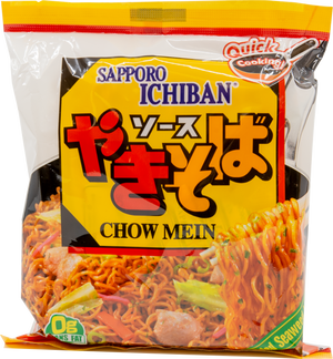 Sapporo Ichiban Chow Mein - Pacific Noodle Company