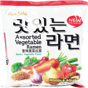 Samyang Assorted Vegetable Ramen - Pacific Noodle Company
