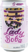 Lady Boba Taro Bubble Tea