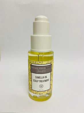 Camellia Oil Scalp Treatment