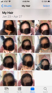 Hair Growth Active for Non-Styled Hair