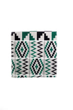 Load image into Gallery viewer, Tribal Zebra Pocket Square