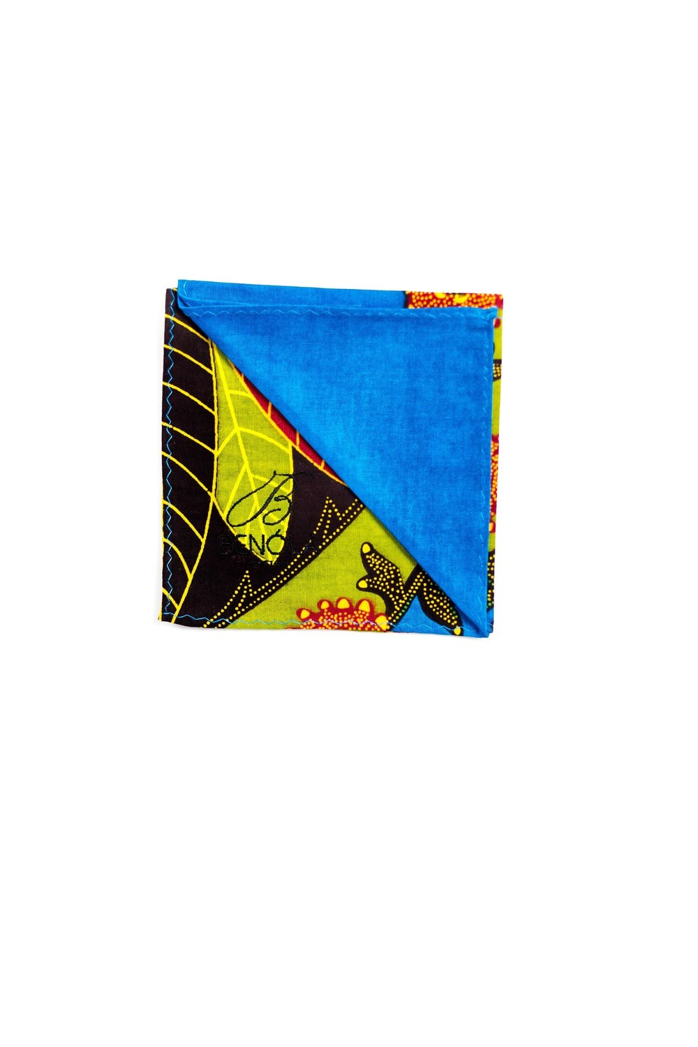 Tropical Sky Pocket Square