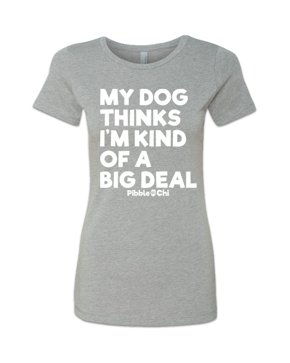 Kind Of A Big Deal | 60/40 | Women's | Crew