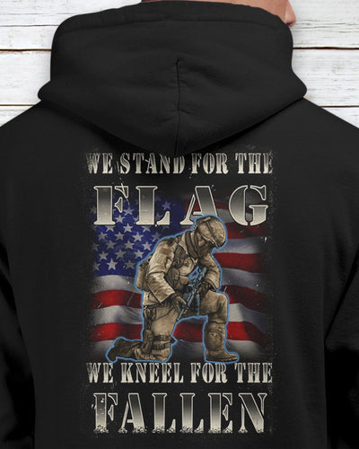 I Stand For The Flag I Kneel For The Fallen Shirts - Bewished Online clothing shop