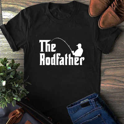 The RodFather Fishing Shirts - Bewished Online clothing shop