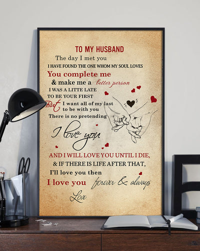 To My Love Poster - Bewished Online clothing shop