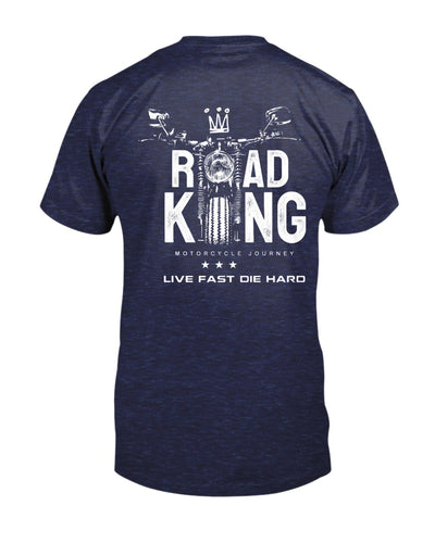 Live Fast Die Hard Shirts - Bewished Online clothing shop