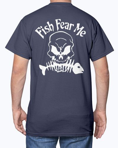 Fish On Shirts - Bewished Online clothing shop